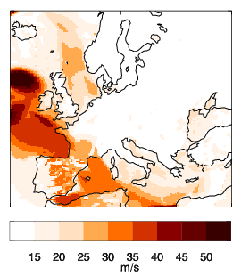 Image of Recalibrated mean for Feb 96