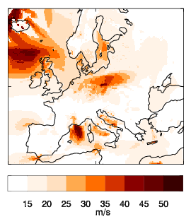 Image of Recalibrated mean for Mar 97